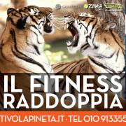 nuova palestra ad arenzano il fitness raddoppia offerta