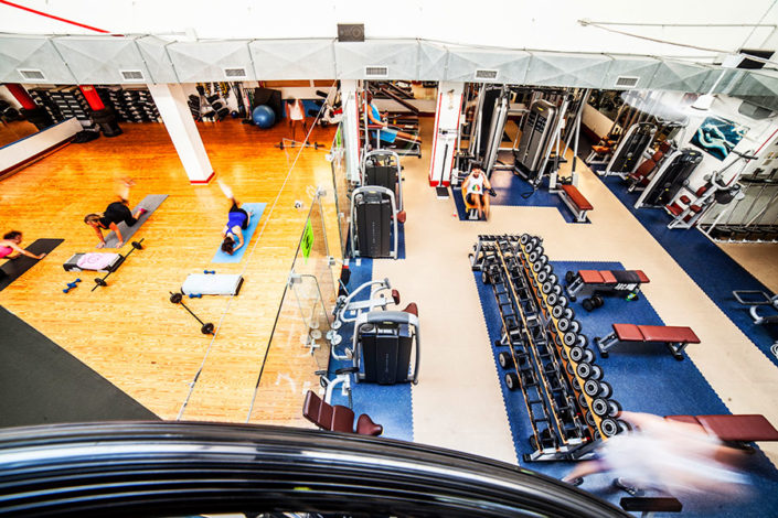 palestra arenzano centro sportivo la pineta functional fitness fight arti marziali danza