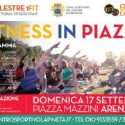 palestra arenzano 1fit centro sportivo la pineta fitness in piazza